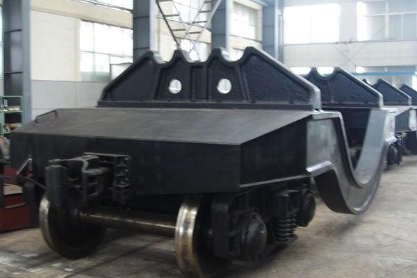65t铁水车