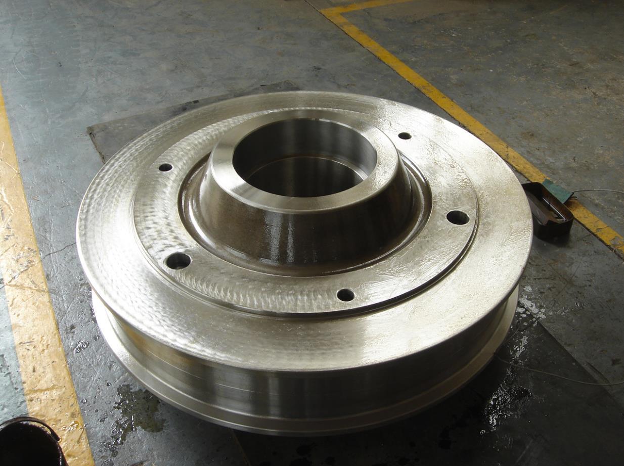 Ф850车轮