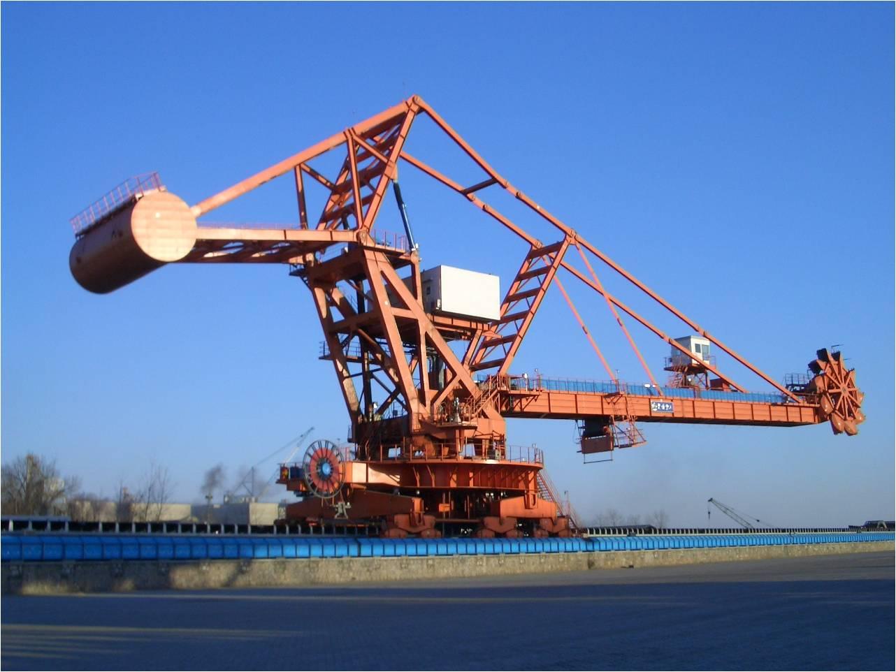 秦皇岛QL5000.53型斗轮取料机